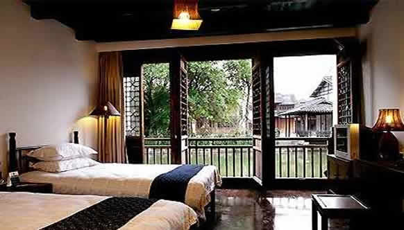 Home Stay in the West Part of Wuzhen Town