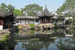"Suzhou - ""The City of Classical Gardens"""