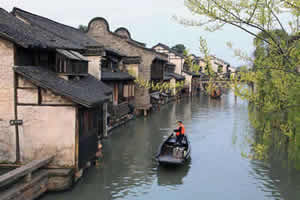 General info about Water Towns near Shanghai
